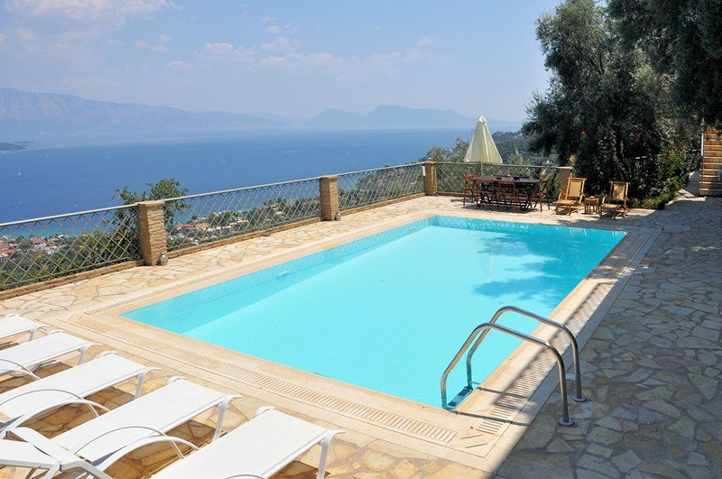 Villa in Greece, Nikiana: Wonderful outdoors