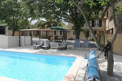 House in France, Herault: Pool