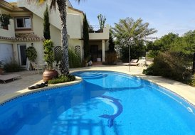 LARGE, LUXURY 5 BEDROOM VILLA IN MONTE LEON, LA MANGA CLUB