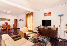 Duplex Apartment With 2 Large Terraces Over Looking Bigova Bay.