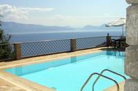 Villa in Greece, Nikiana: Spectacular seaviews all over