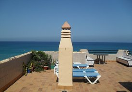 BEACHFRONT PENTHOUSE, LA MANGA VACATIONS