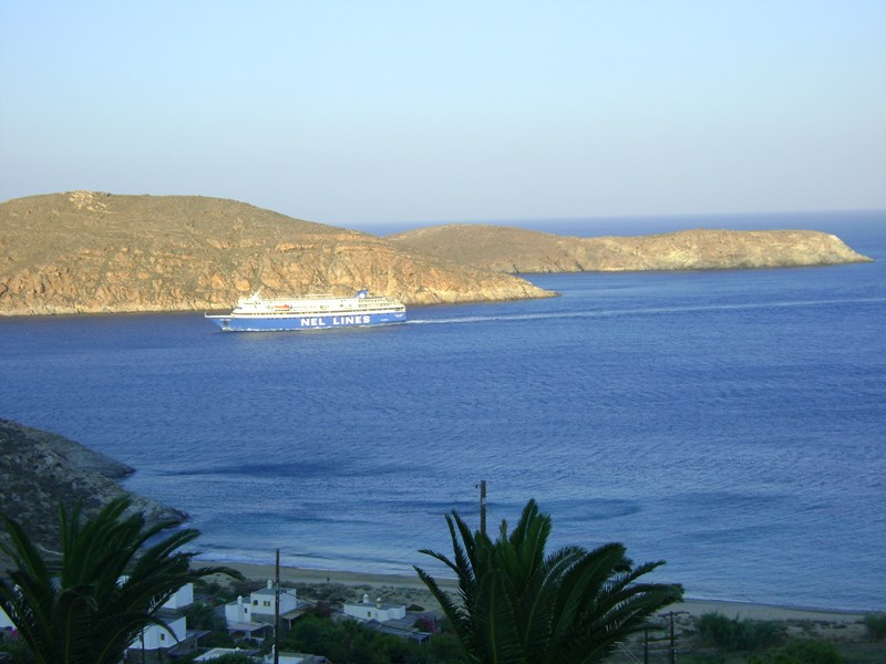 House in Greece, Serifos: AEGEAN SEA VIEW