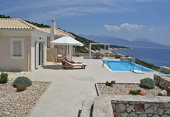 Villa in Greece, Meganisi