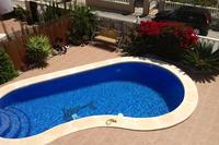 Villa in Spain, Urb el Raso: Private pool and patio area