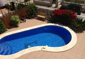Casa Blue Oasis Villa, El Raso,  Guardamar Del Segura (El Campo)