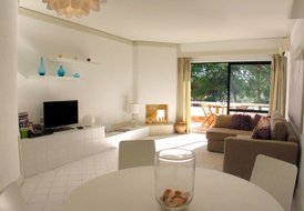 T1 duplex apartment Quinta do Lago, walking distance to beach