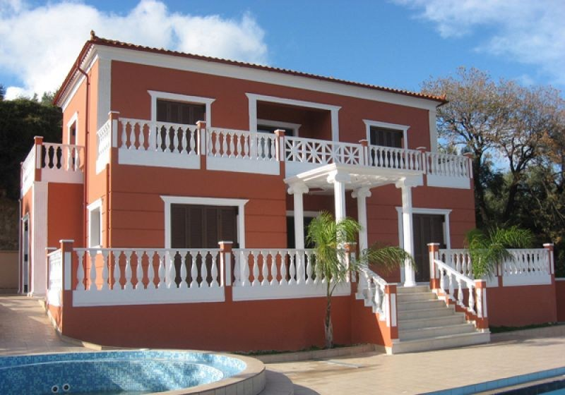 Villa in Greece, Polemarchi: Exterior