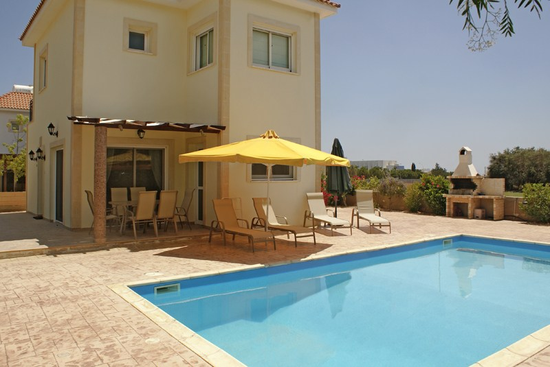 Villa in Cyprus, Kapparis