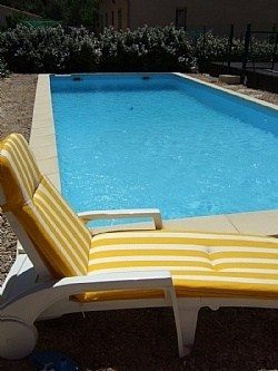 Villa in France, Aude: Pool