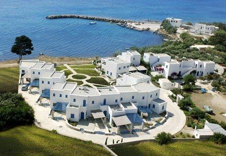 Villa in Golden Beach, Paros