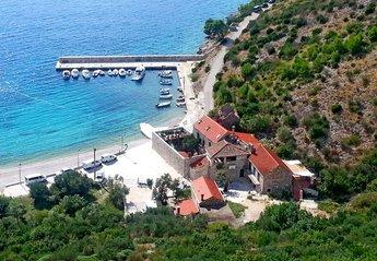 Castle in Croatia, Brsecine