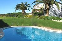Villa in Spain, Calahonda: Villa Eva pool and grounds shared with just ONE other villa