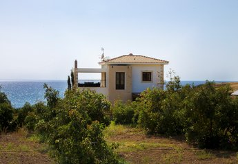 Villa in Cyprus, Ayia Marina: Time to Light the BBQ
