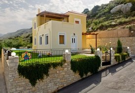 3 bedroom villa in Crete