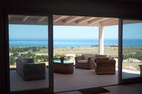 Villa in Italy, Castellammare del Golfo: veranda