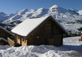 Chalet in France, La Joue du Loup