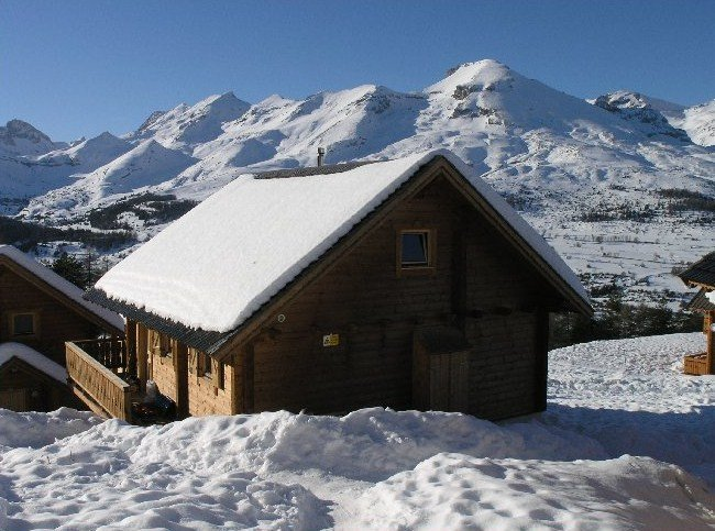 Chalet in France, Le Dévoluy