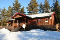 Cabin in Norway, Amli: Winter views