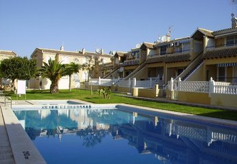 Apartment in Spain, Lomas Del Golf: Large pool