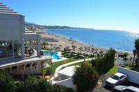 Apartment in Spain, La Cala de Mijas: beach club