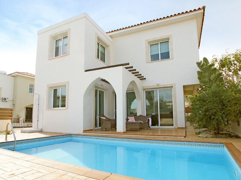 Villa in Cyprus, Famagusta, south