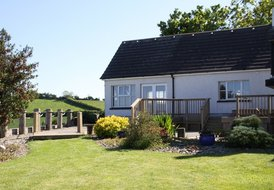 Studio_apartment in United Kingdom, Ballymorran: back garden