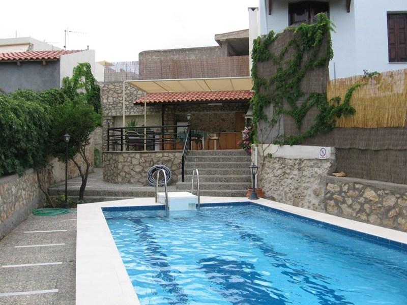 Villa in Greece, Prines: Private pool