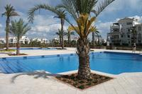 Apartment in Spain, La Torre Golf Resort (Polaris World): Two swimming pools directly outside apar..