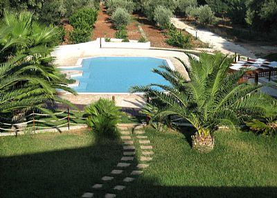 Villa in Italy, Serranova di Carovigno: Pool View