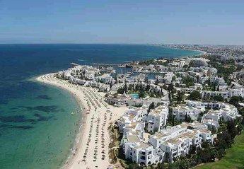 Studio Apartment in Tunisia, Sousse: Port el Kantaoui