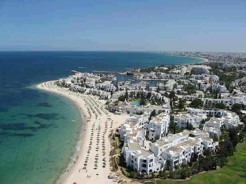 Studio apartment to rent in sousse tunisia with pool 115649 - Location appartement port el kantaoui sousse ...