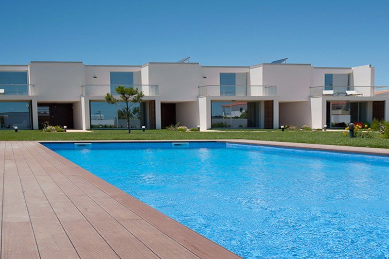Villa in Portugal, Sagres: Shared pool