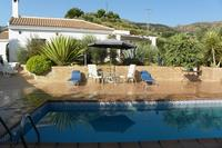 Villa in Spain, Almunecar: View to Villa Casa Laura from the Pool