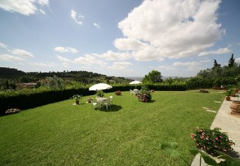 Apartment in Italy, Firenze: Garden