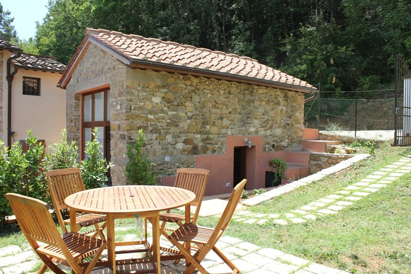 Country house in Italy, Impruneta: External View