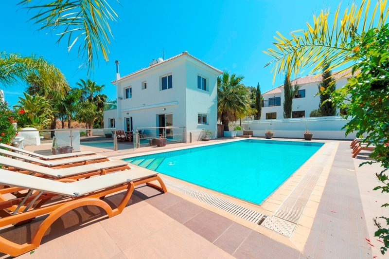 Owners abroad Adelais, 5 bed, Private Pool, Free WiFi