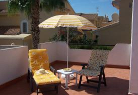 Casa Alegre, Playa Flamenca - now with WiFi!