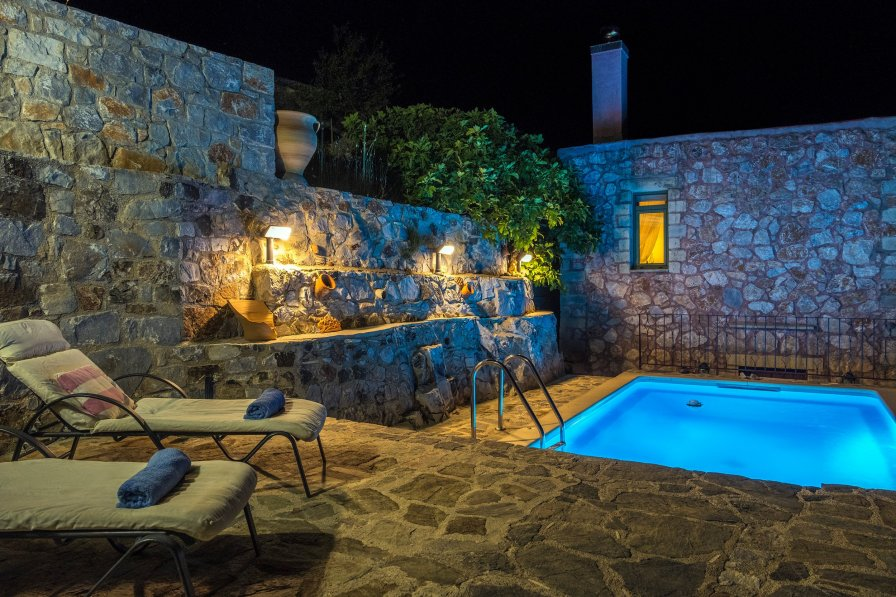 Villa in Greece, Sfakia
