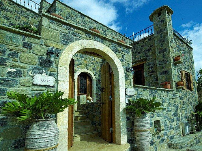 Villa in Greece, Anatoli