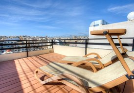 Lambent Seafront Duplex Penthouse
