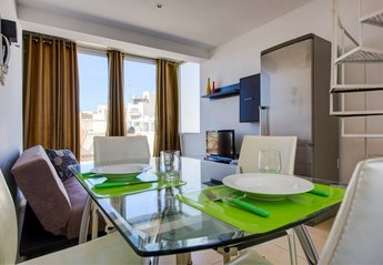 1 bedroom Apartment for rent in Sliema