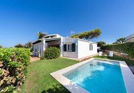 Villa in Cap d'en Font with beautiful views.