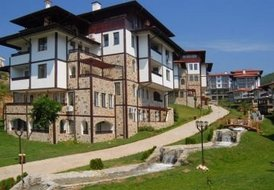 Apartments in Complex Etara 2 St. Vlas
