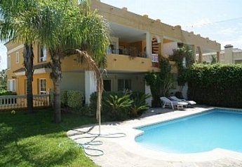 5 bedroom Villa for rent in Guadalmina Golf