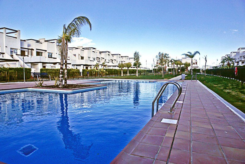 Apartment in Spain, Condado de Alhama: Pool area
