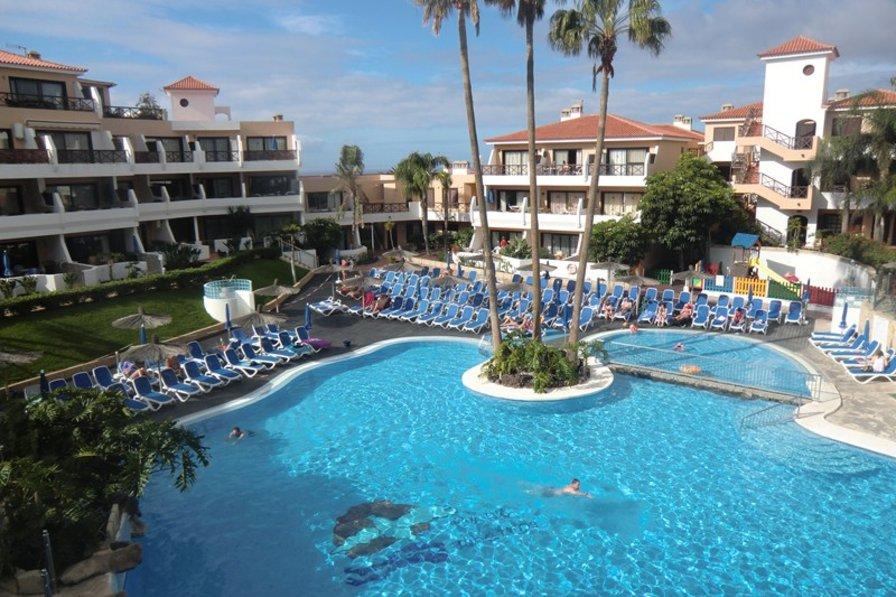 Apartment in Spain, Golf del Sur: The complex of Park Albatross