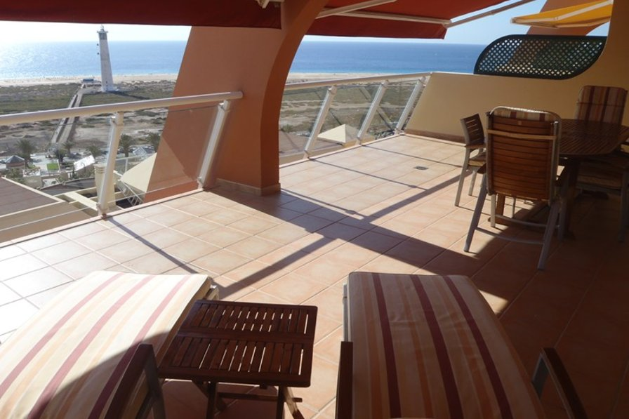 Exclusive and luxurious apartment in Jandia beach fantastic views