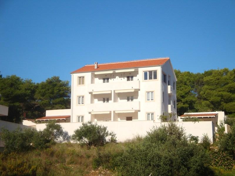 Apartment in Croatia, Island of Brac