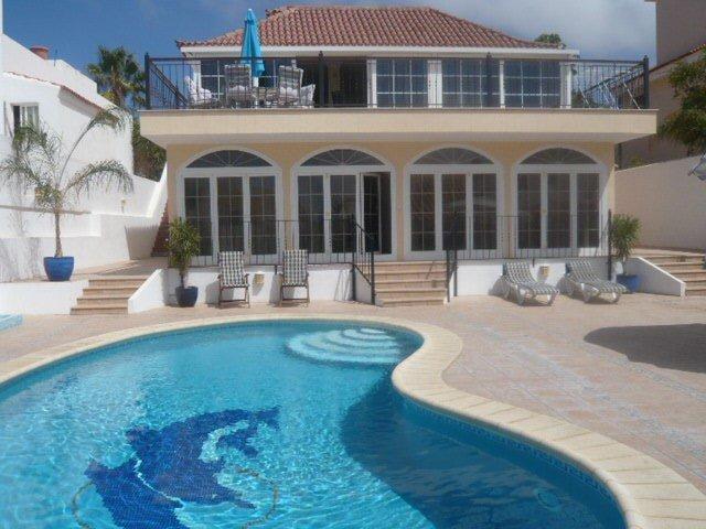 Villa in Spain, Sueño Azul: Beautiful private pool area